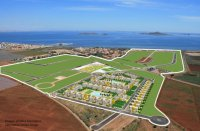 2 bed garden apartments with communal pool and Spa and beach club on the seafront of Mar Menor (23)