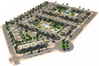 2 bed garden apartments with communal pool and Spa and beach club on the seafront of Mar Menor (20)