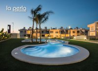 2 bed garden apartments with communal pool and Spa and beach club on the seafront of Mar Menor (4)