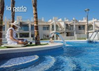 2 bed garden apartments with communal pool and Spa and beach club on the seafront of Mar Menor (5)
