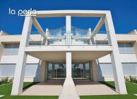 2 bed garden apartments with communal pool and Spa and beach club on the seafront of Mar Menor (6)