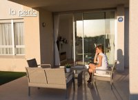 2 bed garden apartments with communal pool and Spa and beach club on the seafront of Mar Menor (8)