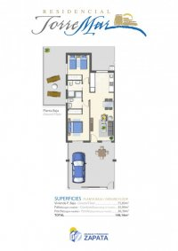 Walkable to the beach 2 bed/ 2 bath apartments with community pool  (18)