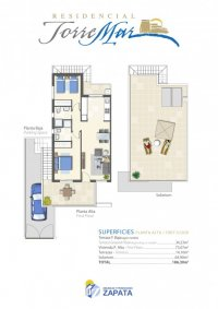 Walkable to the beach 2 bed/ 2 bath apartments with community pool  (19)