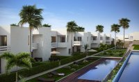 Stunning apartments on front line golf with communal pool (13)