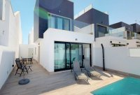 Luxury villas with private pools and lovely views in central location