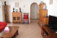 Spacious villa, one level, private heated pool two minutes' walk to the high street (3)
