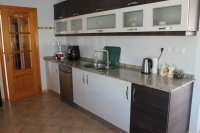 Spacious villa, one level, private heated pool two minutes' walk to the high street (8)