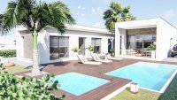 Luxury detached villa with swimming pool and jacuzzi (1)