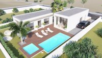 Luxury detached villa with swimming pool and jacuzzi (6)