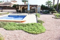 Spacious, sunny, well-presented villa - off road parking & plunge pool in quiet location (20)