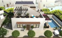 Spacious modern villas next to La Marquesa Golf course (13)