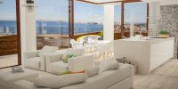 Apartments with stunning views over the Mar Menor out to the Mediterranean Sea (4)