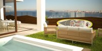 Apartments with stunning views over the Mar Menor out to the Mediterranean Sea (11)