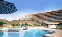 Apartments with stunning views over the Mar Menor out to the Mediterranean Sea (1)