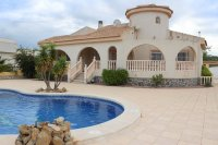 Spacious villa with fabulous views and ample off-road parking in Ciudad Quesada (0)