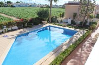 Well-presented, first floor apartment with solarium and community pool in Doña Pepa (20)