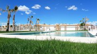 3 bed/2.5 bath townhouses at Pueblo Espanol on the luxury Hacienda del Alamo Golf Resort. (17)