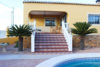 Villa on one level with garage, private pool and stunning views (24)