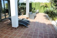 Attractive villa & apartment, stunning views to Guardamar and room for private pool (27)