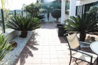 Attractive villa & apartment, stunning views to Guardamar and room for private pool (0)
