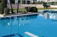 Attractive villa & apartment, stunning views to Guardamar and room for private pool (32)