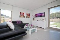 Stunning contemporary design new build 3 bed detached villas with private pool. (3)