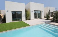 Stunning contemporary design new build 3 bed detached villas with private pool. (2)