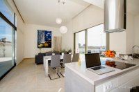 Stunning contemporary design new build 3 bed detached villas with private pool. (6)