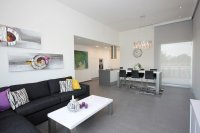 Stunning contemporary design new build 3 bed detached villas with private pool. (4)