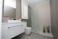 Stunning contemporary design new build 3 bed detached villas with private pool. (10)