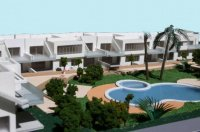 Lovely ground and upper floor apartments which all overlook the communal swimming pool. (0)