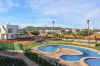 Lovely ground and upper floor apartments which all overlook the communal swimming pool. (17)