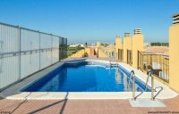 Ground floor apartment with private solarium and communal pool in lovely village (1)
