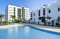 Brand new 2 bed bungalows with communal pool, only 850 meters from the beach (9)