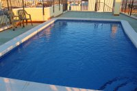 Centrally located, south facing,penthouse apartment, community pool, great views (13)