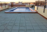 Centrally located, south facing,penthouse apartment, community pool, great views (14)