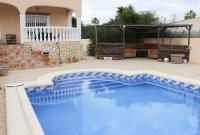 Spacious villa with private pool, large plot with off road parking & panoramic views (25)