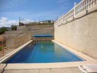 Superb, part furnished, fully legal finca with private heated pool on a 2000 m2 plot  (1)