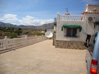 Superb, part furnished, fully legal finca with private heated pool on a 2000 m2 plot  (15)