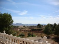 Superb, part furnished, fully legal finca with private heated pool on a 2000 m2 plot  (23)