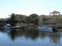 Luxury villa with a private pool and private pier located between the Mar Menor and the sea (1)