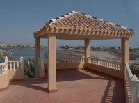 Luxury villa with a private pool and private pier located between the Mar Menor and the sea (6)