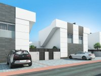 Modern villas with private pool and solarium (4)