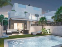 Modern villas with private pool and solarium (3)