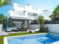 Modern villas with private pool and solarium (0)