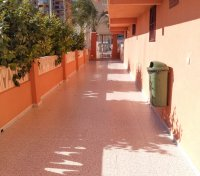 Perfect, modern holiday apartment with parking, overlooking blue flag beach (13)