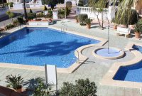 Well-presented townhouse overlooking lovely community pool in Doña Pepa (18)