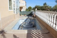 Realistically priced semi with private pool (needs refurbishing), ample outside space (16)