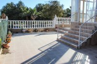 Realistically priced semi with private pool (needs refurbishing), ample outside space (20)